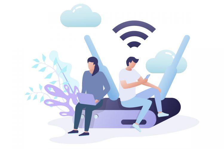 Roteadores Wi-fi